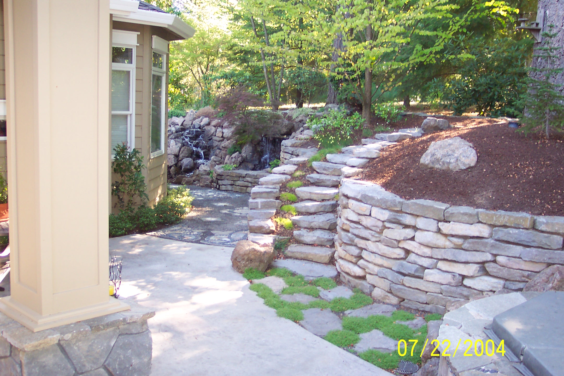 Natural Building Stones : Natural building stone portland rock and landscape