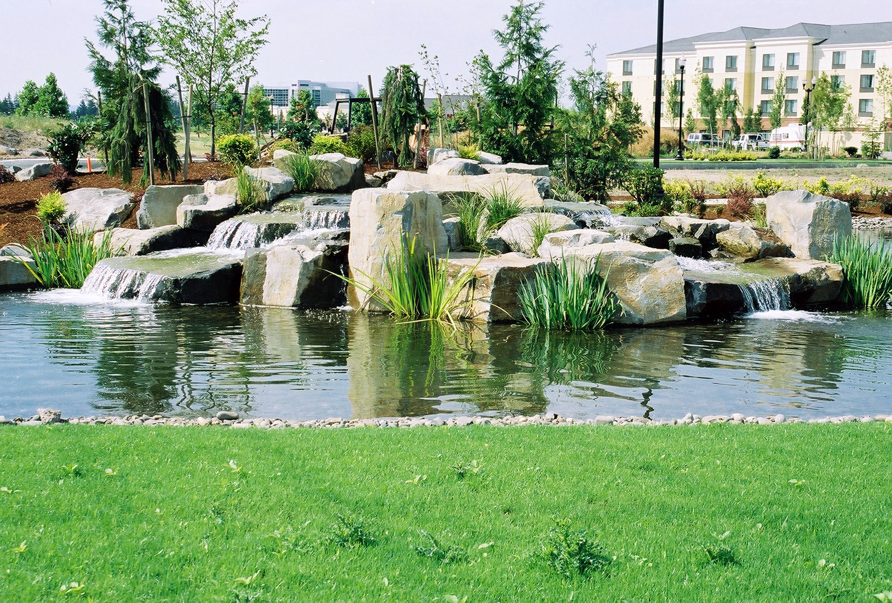 Large Landscape Boulders Dallas : Portland rock and landscape supply everything you need to help your