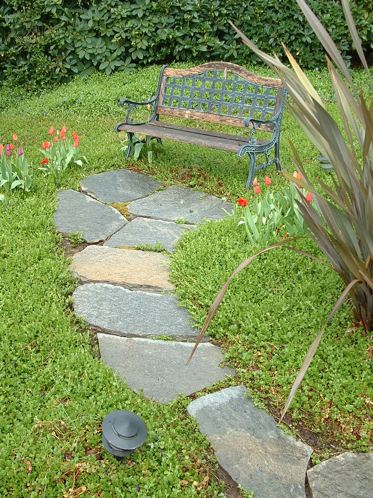 flagstones: Storm Mountain example