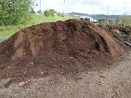 topsoil: an example of our barkdust