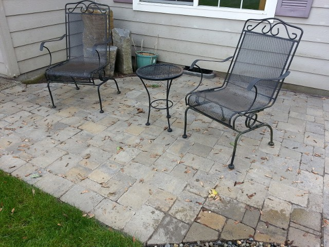 Country Vista Pavers Victorian Blend