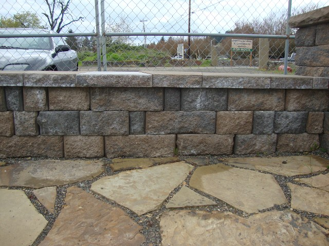 """Highland Retaining Wall 6"""" and 12"""" Pair"""