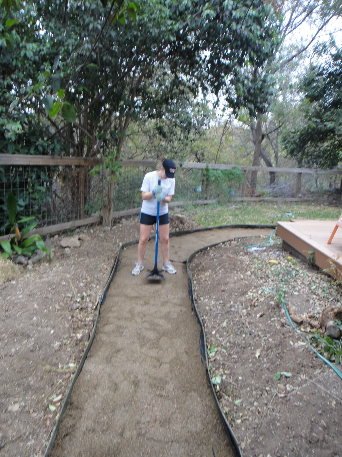 Garden Pathway Ideas Landscaping With Decomposed Granite Portland Rock And