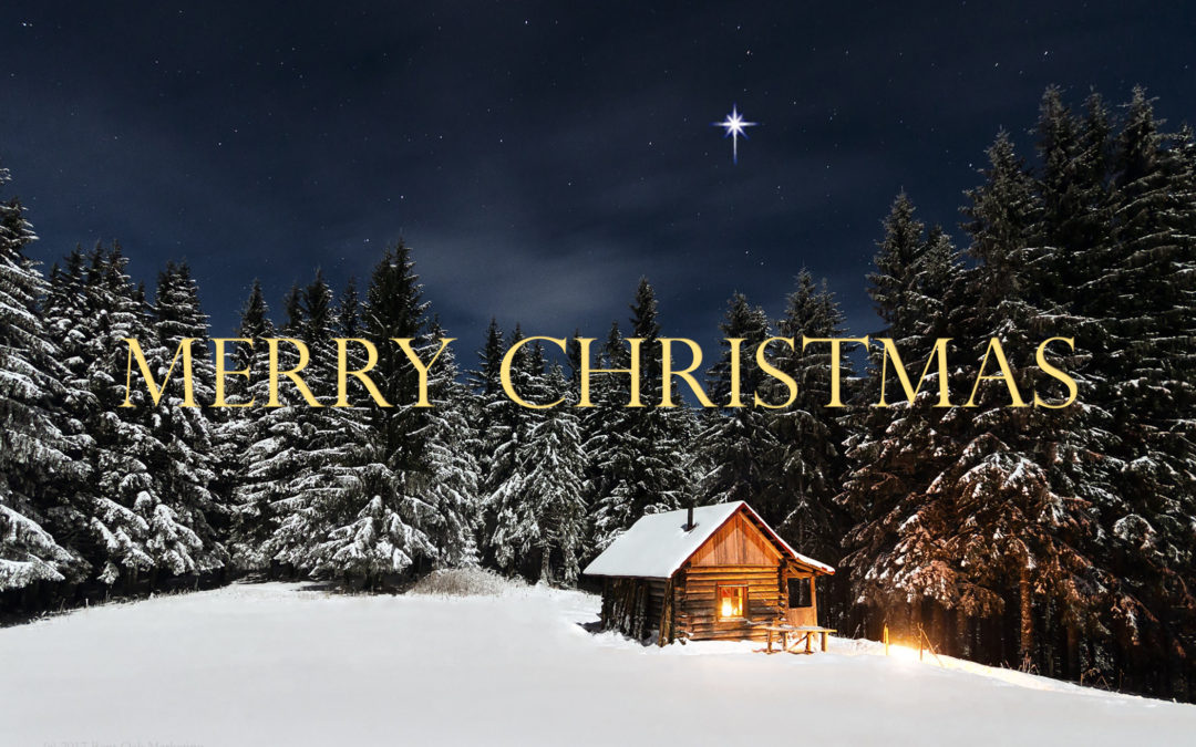 Merry Christmas From Portland Rock & Landscape Supply